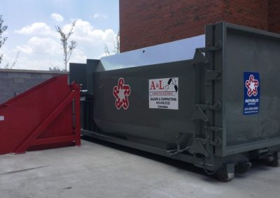 Self Contained Cart Tipper
